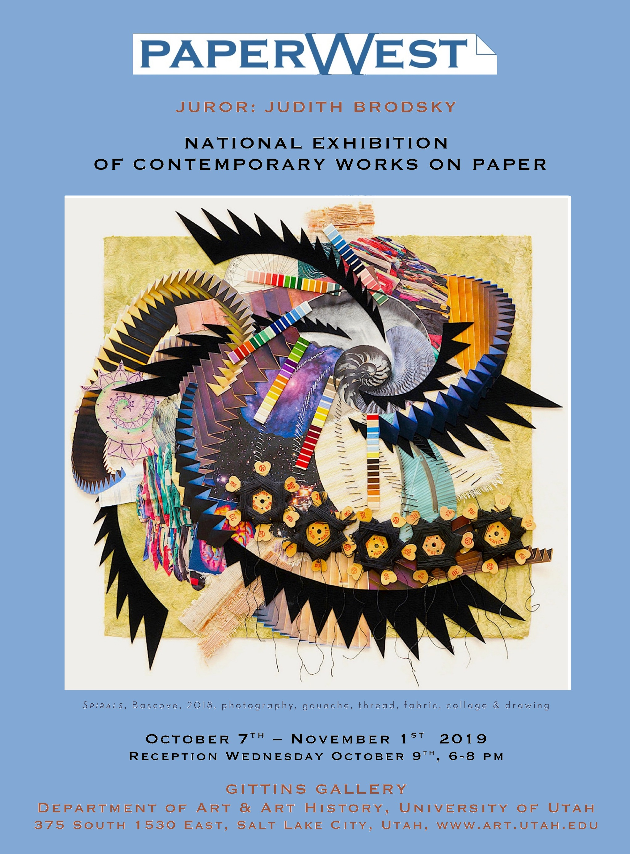 Paper West: National Works on Paper
