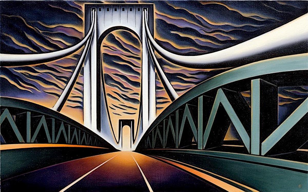 Bronx-Whitestone Bridge.
